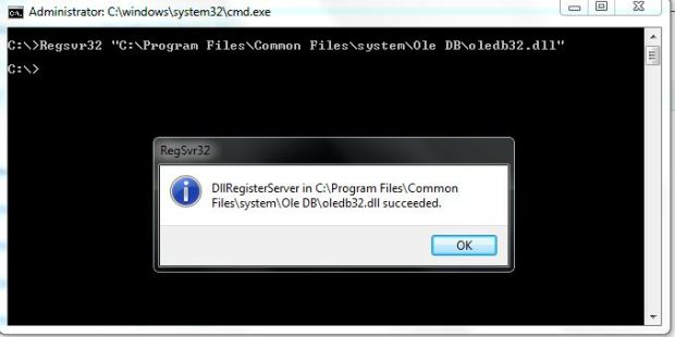 Unspecified error ssis excel