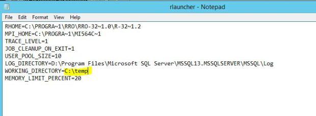 R launcher 2